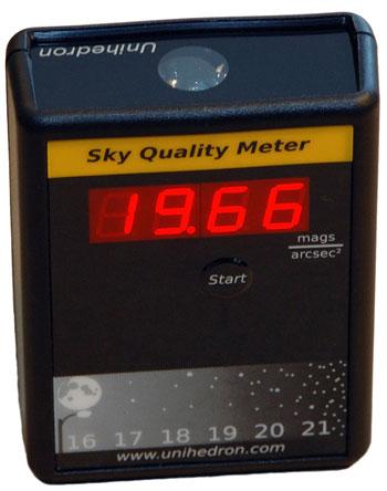 Misurazioni SQM