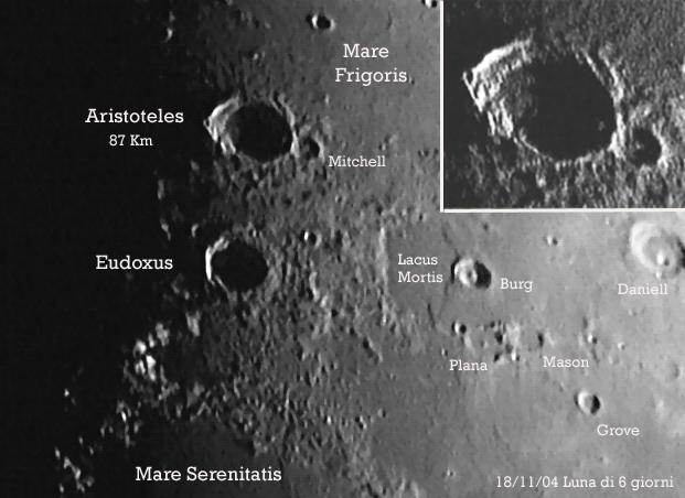 Scheda cratere Aristoteles
