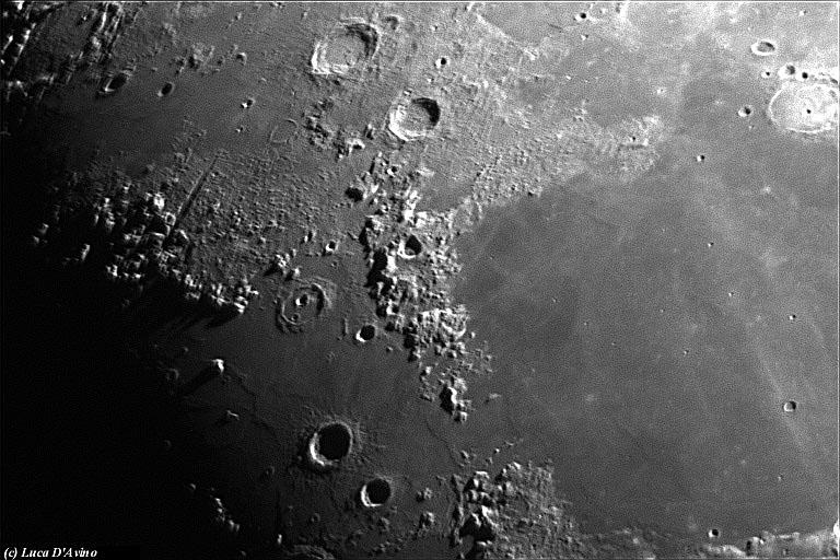 Luna al settimo giorno