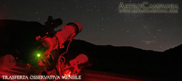 Trasferta Osservativa Mensile – 30 Aprile 2011