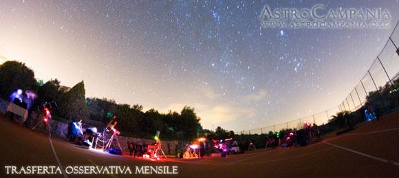 Trasferta Osservativa Mensile – 16 Giugno 2012