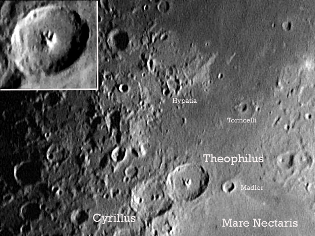 Scheda cratere Theofilus