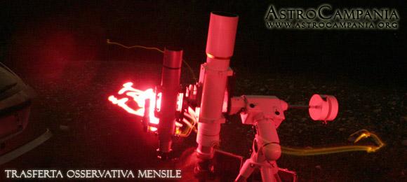 Trasferta Osservativa Mensile – 23 Giugno 2012