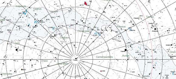 Mappe Celesti – Star Charts
