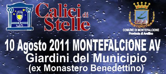 Calici di Stelle – Montefalcione (AV) – 10 Agosto 2011