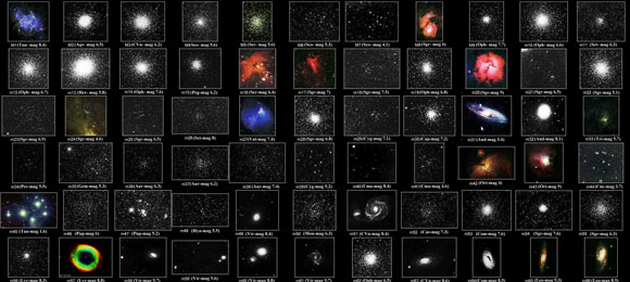 Catalogo Messier