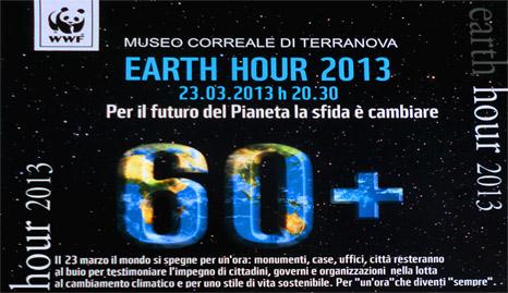 Earth Hour 2013 – Ora della Terra  anche tra le stelle a Sorrento