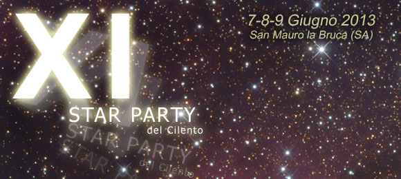 XI Star Party del Cilento