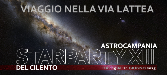 XIII STAR PARTY