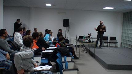 Corso di Astronomia di base 2015 a Castellammare di Stabia