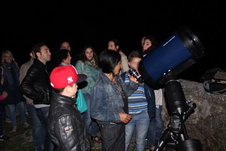 Corso di Astronomia di base 2017