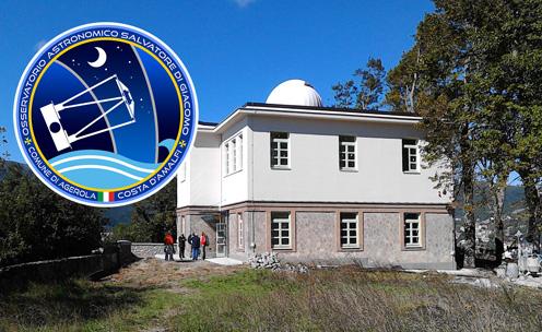 Osservatorio Astronomico come arrivarci e Contatti