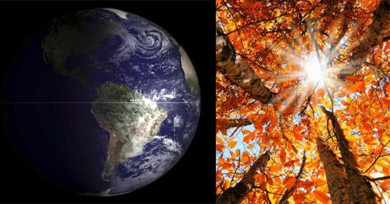 Stelle e musica dell'equinozio d'autunno 2018