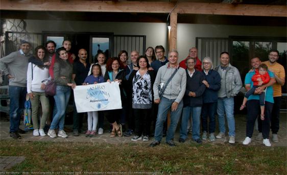 Serata osservativa e sociale in Osservatorio  –  3 Nov 2018