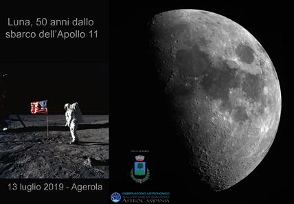 Luna – 50 anni dallo sbarco dell'Apollo 11