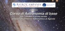 Corso teorico-pratico di Astronomia di base 2020
