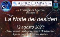 La Notte dei Desideri 12 agosto 2021 – serata in Osservatorio
